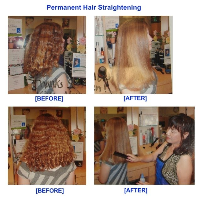 how to perm your hair